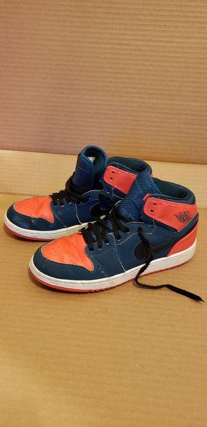 Nike Air Jordan 705300- 312 Retro 1 High Westbrook 4.5Y Teal Infrared for Sale in Washington, DC