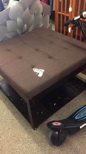 Brown Ottoman (New) for Sale in Waynesville, MO