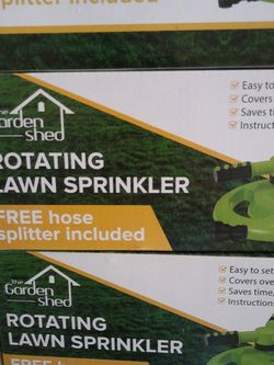 Rotating Lawn Sprinklers for Sale in Hialeah,  FL