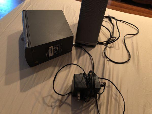 Bose Computer Speaker Set