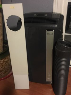 Portable air conditioner 12500 btus complete for Sale in Norwalk, CA