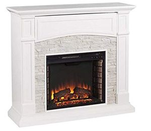 Electric fire and tv stand moving for sale for Sale in Silver Spring, MD