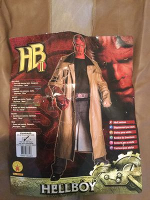 HellBoy Halloween Costume for Sale in Chula Vista, CA