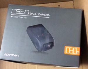 Dash Cam Dual Dash Camera DVR Dashboard Recorder FHD 1080P Front and Rear Car Camera 170 Wide Angle with G-Sensor, WDR, GPS, Loop Recording, Motion D for Sale in Springfield, VA