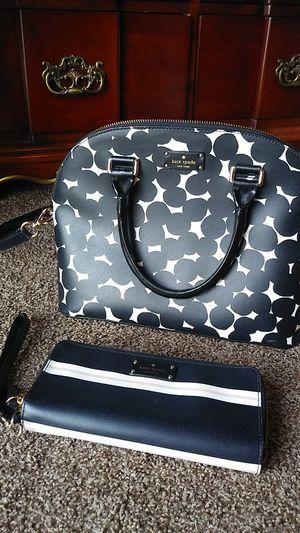Kate spade purse handbag and wallet for Sale in Escondido, CA