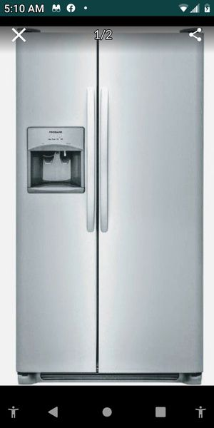 Platinum Kenmore -- freezer/ fridge for Sale in Long Beach, CA