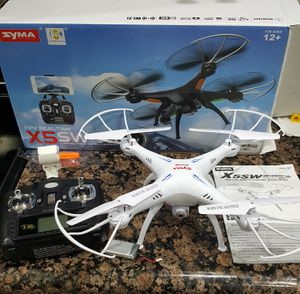 Syma X5SW-V3 2.4G RC Quadcopter Drone with Camera for Sale in Jacksonville, FL