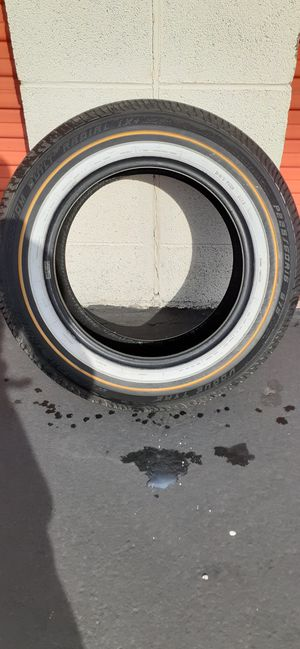 Almost new 225 60 16 Vogue Tyre spare tire in excellent condition 80% tread depth $115 OBO( I will ship!!!!) for Sale in Las Vegas, NV
