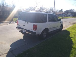Ford expedition. Año 2000 millas 255 mil motor 5.4 for Sale in Fort Worth, TX