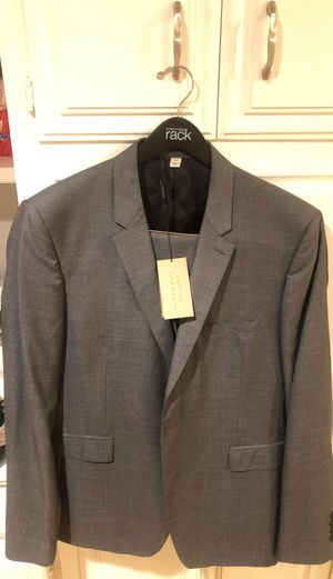 Burberry medium gray Suit. 46R US. 56R UK. NWT. RUNS SMALL. for Sale in Arcadia, CA