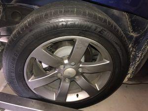 Silverado tbss set of 4 wheels 20 inch for Sale in Santa Maria, CA