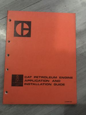 Caterpillar Library Books, Binders, and Manuals for Sale in Renton, WA