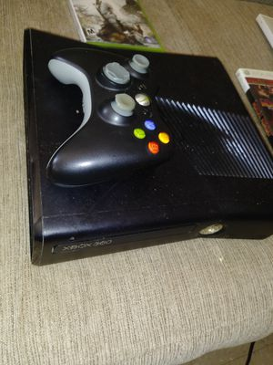 Xbox 360 plus games 5$ each for Sale in San Antonio, TX