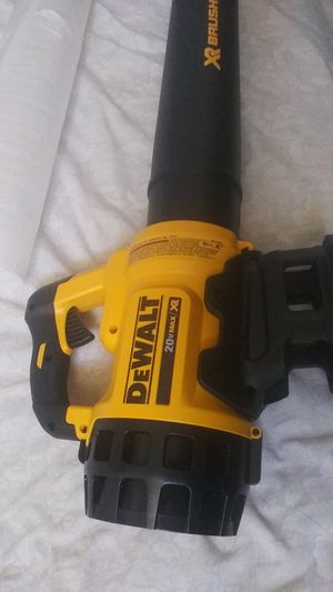 DEWALT 20V XR BRUSHLESS BRAND NEW ONLY TOOL for Sale in Garden Grove, CA