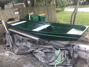 Jon boat for Sale in Largo, FL