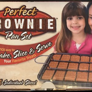 Brand New! Perfect Brownie Pan Set for Sale in Olivehurst, CA