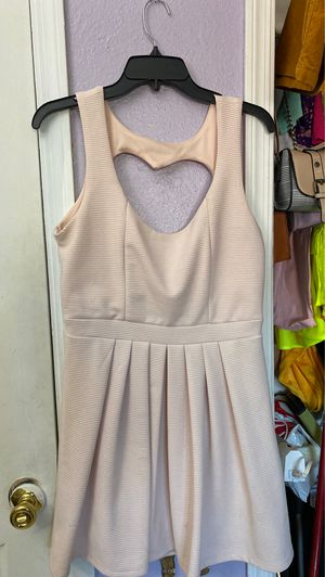 Baby pink skater dress for Sale in Phoenix, AZ