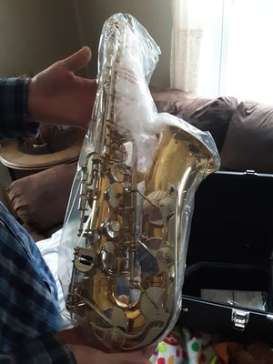 Yamaha yas26 saxophone for Sale in Martinsburg, WV
