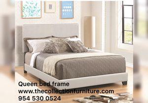 Queen bed frame for Sale in Davie, FL