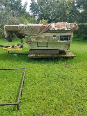 Truck bed camper and trailer for Sale in Parrish, FL