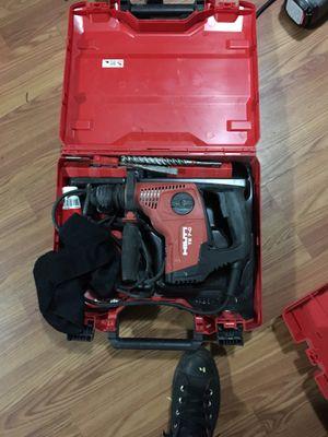 Hilti te7c Demo hammer for Sale in Detroit, MI