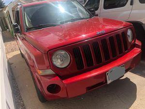 Jeep Patriot 2007 for Sale in Colorado Springs, CO