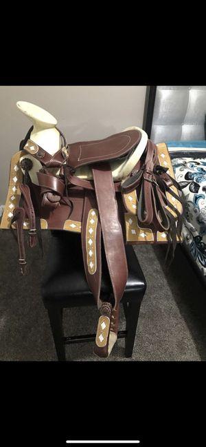 Horse saddle / montura for Sale in Houston, TX