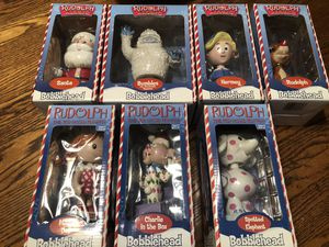 Collectible Christmas Bobble Heads for Sale in Turlock, CA