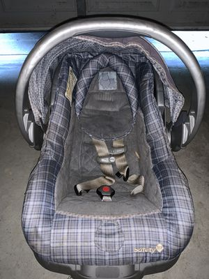Saftey First Baby Car Seat and Carrier! for Sale in Columbia, SC
