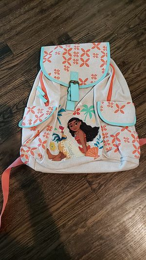 Disney's Moana backpack for kids for Sale in Allen, TX