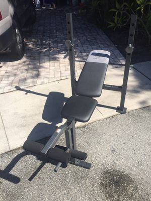 Home Gym Equipment Gold's Gym for Sale in Boca Raton, FL