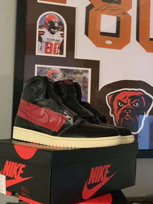 Jordan 1 OG Couture Defiant Size 9 and 12 for Sale in Cleveland, OH
