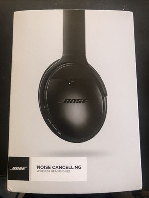 Bose noise cancelling wireless headphones for Sale in Whittier, CA