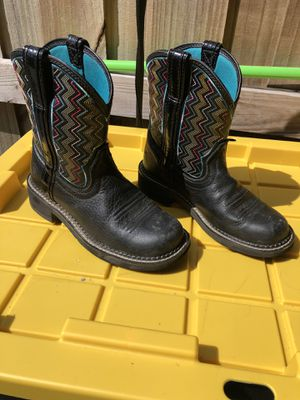 Arias Girls western boots for Sale in Fort Pierce, FL