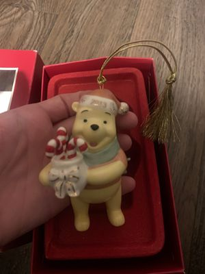 Lenox Disney ornaments and Christmas decor for Sale in Clinton, PA