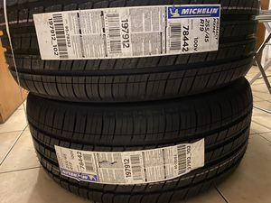 Michelin tires 255/45 R19 for Sale in The Bronx, NY