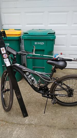 Mongoose mountain bike for Sale in Spring, TX