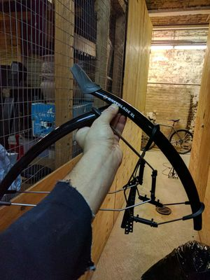 Bike splash guard for Sale in Boston, MA
