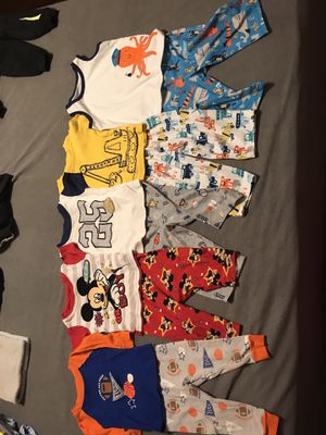 12 month baby boy clothes (LOT)0 for Sale in MONTGOMRY VLG, MD