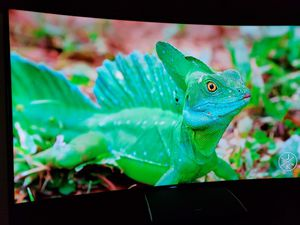 Samsung 65 inches 4k CURVED Super HD TV for Sale in Queens, NY