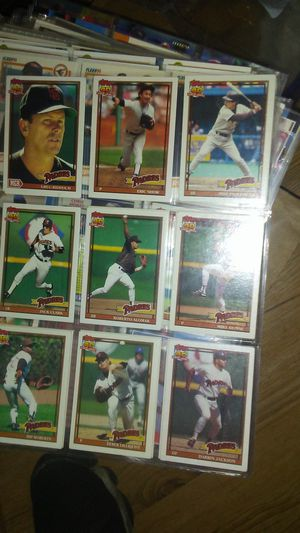 Baseball cards for Sale in Murfreesboro, TN