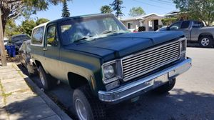 1977 chevy blazer for Sale in San Leandro, CA