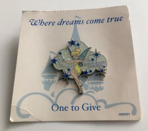 """Disney Exclusive Pixie Dust Pin """"Where dreams come true"""" for Sale in West Valley City, UT"""