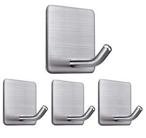 4 pack of Steel Adhesive Hooks for Sale in San Diego, CA