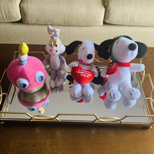 Snoopy And Bugs Bunny Plush for Sale in Miami, FL