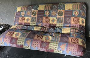 Futon couch/bed for Sale in Manchester, MO
