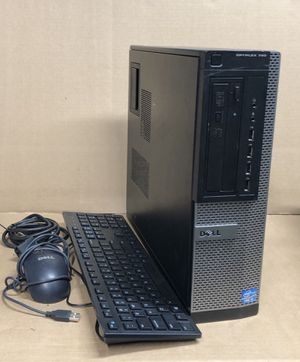 Dell Optiplex 790 i5 3.10Ghz 16GB Ram New 120GB SSD 2TB HDD Win 10 Tower for Sale in Reading, PA