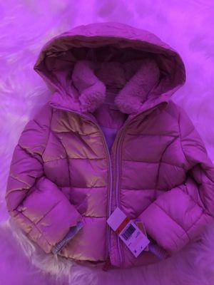 MICHAEL KORS FAUX FUR COAT size 3T for Sale in Grapevine, TX