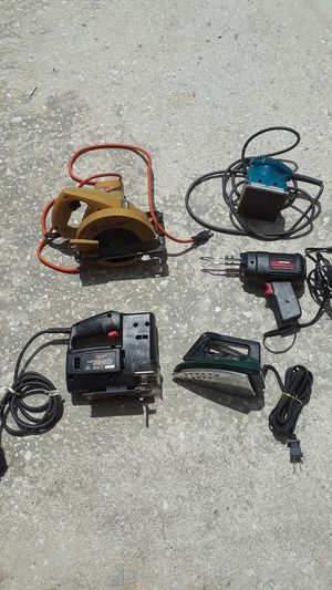 Electric Tools for Sale in Valrico, FL