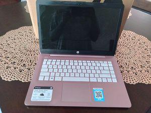 "HP 14"" Stream Laptop A4 4GB RAM 64GB eMMC with Office 365 for Sale in Jonesboro, GA"